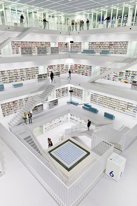 Las 10 bibliotecas más impresionantes del mundo | queetpareix | Scoop.it