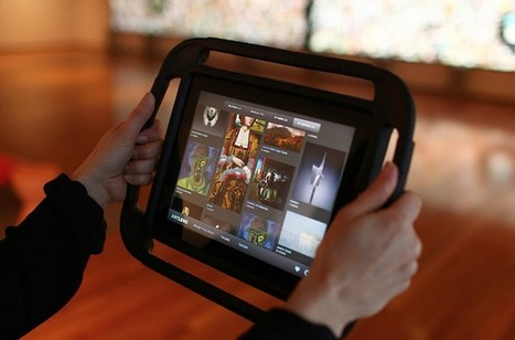 Cleveland Museum of Art Uses iPads for Visitor-Personalized Tours | TechLib | Scoop.it