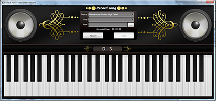Media Freeware - Download our Free Virtual Piano | Articles about virtual instrument | Scoop.it