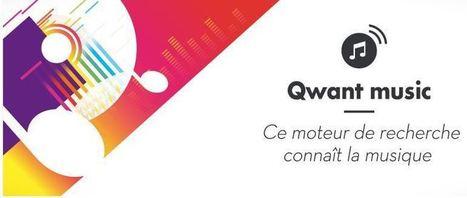 Qwant Music : ça vaut le détour ! | Trucs et bitonios hors sujet...ou presque | Scoop.it