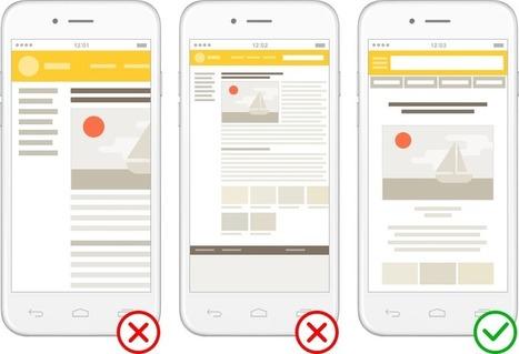 Yandex lance Vladivostok, son algorithme de compatibilité mobile   rédaction web et référencement   Scoop.it