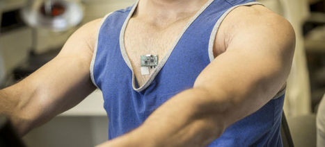 This Tiny Patch Keeps Track of Your Heart and Body Chemistry at Once | News we like | Scoop.it