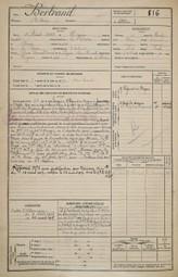 Numériser et mettre en ligne les registres matricules : l'exemple des Archives départementales de la Drôme | Sources de la Grande Guerre | Auprès de nos Racines - Généalogie | Scoop.it