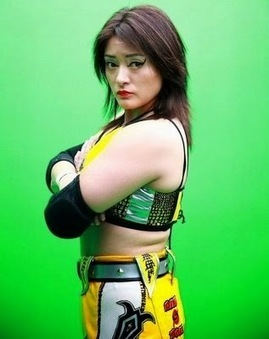 Hot Muscle Women | Sexy girls with muscles pictures: Hot Muscle Women Ayako Hamada - Very Sexy Wrestler | Hot and Sexy Models With Fashion | Scoop.it