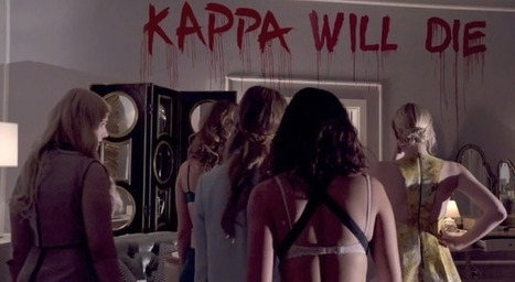 Scream Queens - Girls of Kappa House ~ Funs With Friends | Market Research | Scoop.it