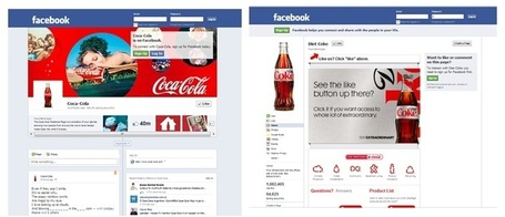"A timeline do Facebook é a melhor coisa para marcas desde o Pinterest- Facebook Timeline Is The Best Thing For Brands Since Pinterest | ""Social Media"" 