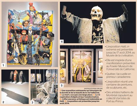 Musée de la civilisation: le merveilleux paradoxe haïtien | Le Journal du Québec | Kiosque du monde : Amériques | Scoop.it