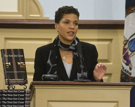 Michelle Alexander: White Men Get Rich from Legal Pot, Black Men Stay in Prison | socialaction2014 | Scoop.it