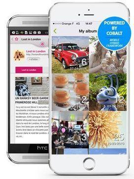 Cobalt, un framework hybride (natif & html5) Open Source pour développer vos App - servicesmobiles.fr | Web mobile - UI Design - Html5-CSS3 | Scoop.it