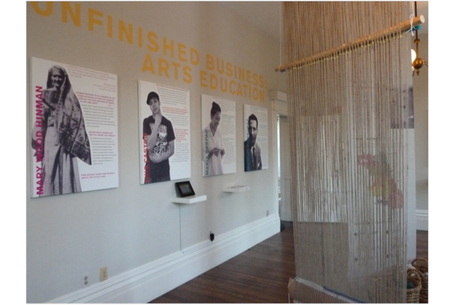 "Hull-House Museum Opens ""Unfinished Business: Arts Education"" 