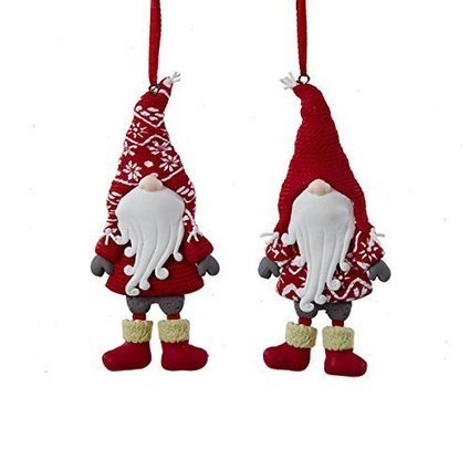 Scandinavian Nordic Style Gnome Christmas Ornament | Home and Garden | Scoop.it