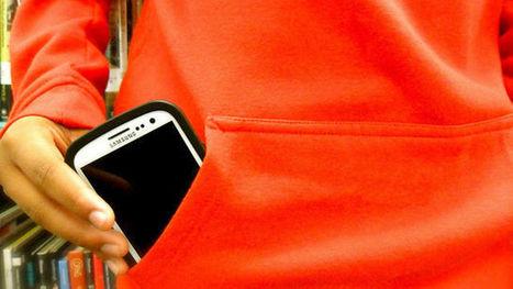 La otra cara de las aulas 2.0: ¿se debe limitar el uso de móviles en clase? | Sociedad Red | Scoop.it