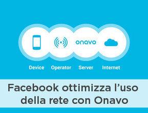 Facebook ottimizza l'uso della rete con Onavo | ToxNetLab's Blog | Scoop.it
