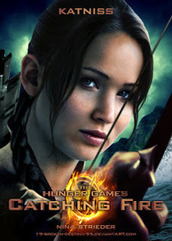 Catching Fire Movie Poster Released ! Check Official Poster Photos |The Hunger Games : Catching Fire | The Hunger Games : Catching Fire | Scoop.it