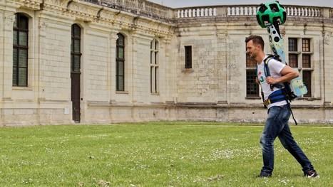 Google vous fait voirles châteaux de la Loire comme jamais auparavant | La Transition sociétale inéluctable | Scoop.it