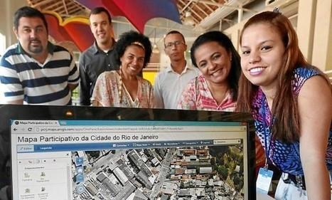 Com a ajuda de novo aplicativo, moradores põem favelas com UPPs no mapa do Rio | geoinformação | Scoop.it