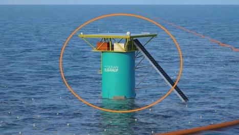 The Ocean Cleanup: 7,25 millions de tonnes de plastique pourraient être récupérés en 5 ans. | 21st Century Innovative Technologies and Developments as also discoveries, curiosity ( insolite)... | Scoop.it