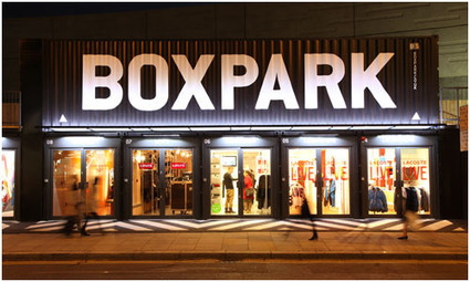 Pop-up like @Boxpark does | Art and Design | Scoop.it