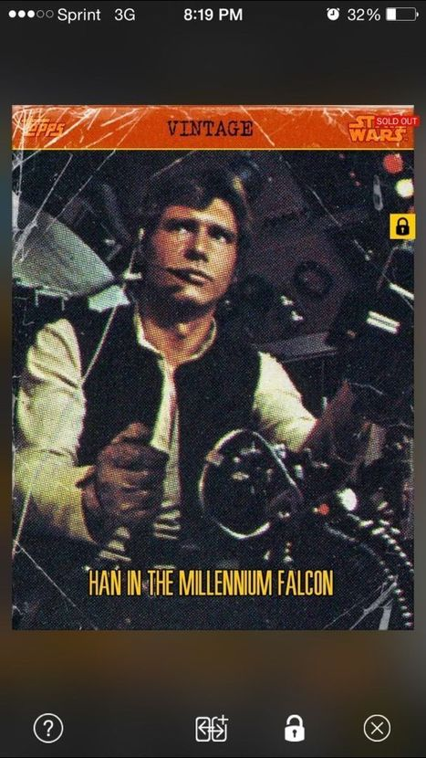 Leave you broke, Star Wars digital trading cards will   Top Reads   Scoop.it
