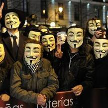 Twitter-accounts Anonymous gehackt - NU.nl | Connecting dots | Scoop.it