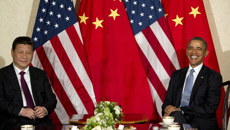 Pepe Escobar :: Obama makes South China waves [ Check the Photo & the smile of Xe Jinping vs Obama] | Saif al Islam | Scoop.it