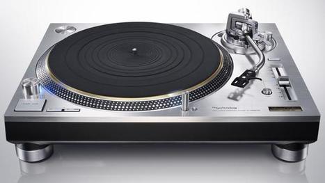 Torna il Technics SL 1200, il giradischi che ha fatto la storia della musica   LIVING (work, life & style)   Scoop.it