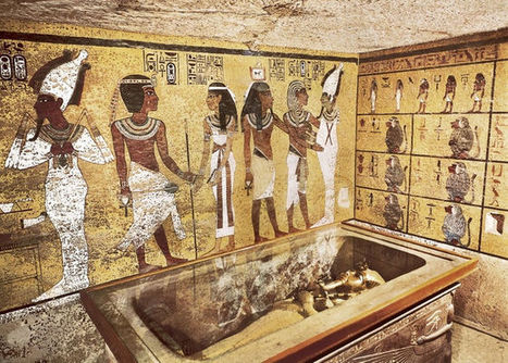 Nefertiti Still Missing: King Tut's Tomb Shows No Hidden Chambers | Egiptología | Scoop.it