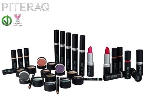 Nuovo brand di make up vegano: Piteraq!   Biomakeup: cosmesi eco bio e classica!   Scoop.it