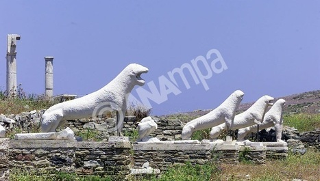 ANA-MPA: Culture minister, architect Jean Pierre Heim discuss ideas for new Delos museum | Visit Ancient Greece | Scoop.it
