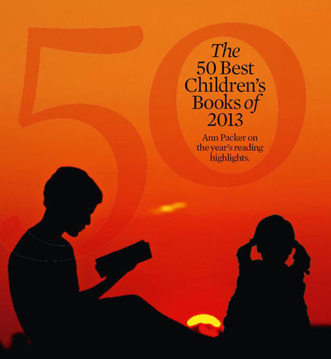 50 best children's books 2013 - New Zealand Listener | Literature and Literacy in the Primary+ Classroom | Scoop.it