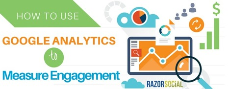 How to use Google analytics to measure engagement on your blog | Razorsocial | Scoop.it