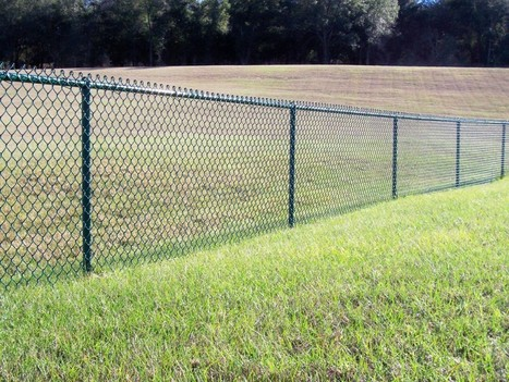 6 Simple Steps of Connecting a Chain Link Fence | Outoor Fencing | Scoop.it