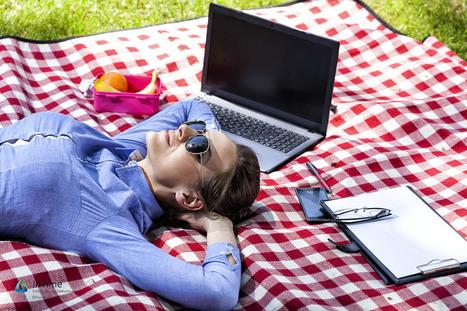 Quando lo smart working o essere freelance diventa strategia di vita | InTime - Social Media Magazine | Scoop.it