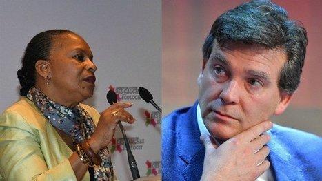 Primaire de la gauche: la bienveillance d'Arnaud Montebourg à l'égard de Christiane Taubira | Veille des élections en Outre-mer | Scoop.it