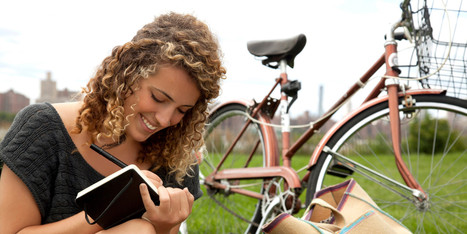 8 Reasons You Should Keep a Diary in College - Huffington Post | Journal Writing | Scoop.it