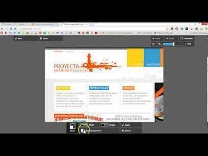 Tutoriales de tratamiento de imagenes con Pixlr | Imagen y Cine en la escuela | Scoop.it