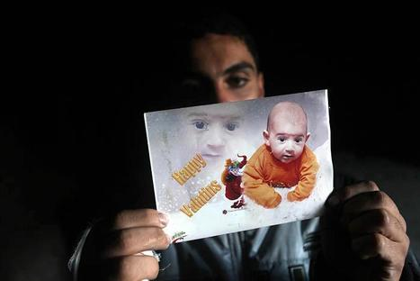 "A blogpost by an Angry Mother: ""Will you remember 3 year old Fathi from Gaza who died due to the Silenced Genocide?"" 