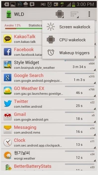 O que são wakelocks e como eles afetam a bateria de seu Android | Android Brasil Market | Scoop.it