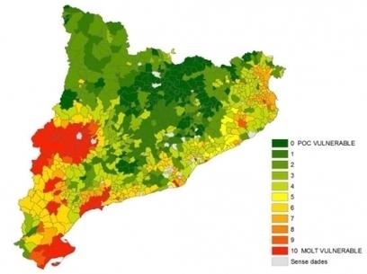 Completat el primer estudi que avalua el grau de vulnerabilitat dels municipis catalans al canvi climàtic | Sostenible | Recursos de Geografia | Scoop.it