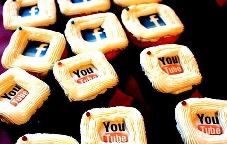 Influencia - Etudes - Adoption des réseaux sociaux en Europe : Facebook et Youtube sont devant, Pinterest ne décolle pas... | Digital News & best practices | Scoop.it