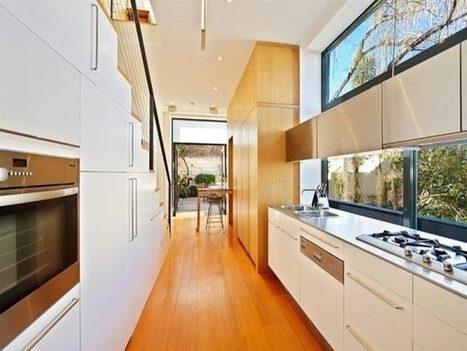 Decoración de Cocinas Modernas Blancas | Decoracion.IN | Diseño de interiores para mi casa | Scoop.it