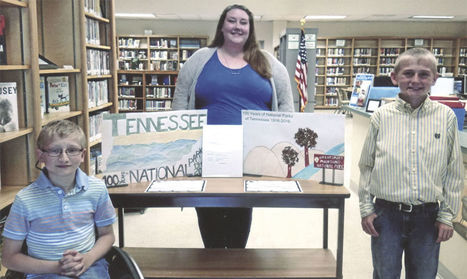 E'wood students win DAR Tennessee History Poster Contest | Tennessee Libraries | Scoop.it