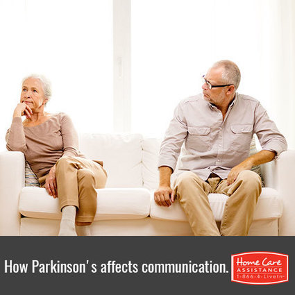 How Parkinson's Affects Communication | Home Care Assistance Vancouver | Scoop.it