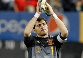 La afición sigue confiando en Casillas   Mojoneradigital   Scoop.it
