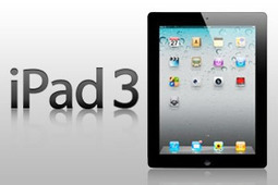 iPad 3, Apple vise les 65 millions d'unités vendues en 2012 ? | Mobilité | Scoop.it