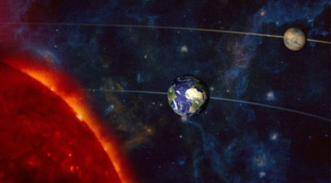 Mars Expected to Reach Closest Distance to Earth In Over a Decade | More Commercial Space News | Scoop.it