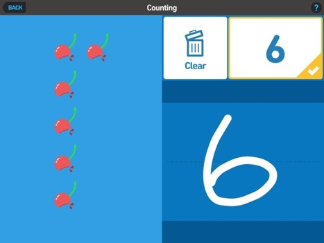 Early Elementary Math Practice on iPads | Technology in Education today | Scoop.it