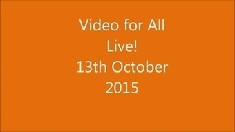 Video for All Live! | TELT | Scoop.it