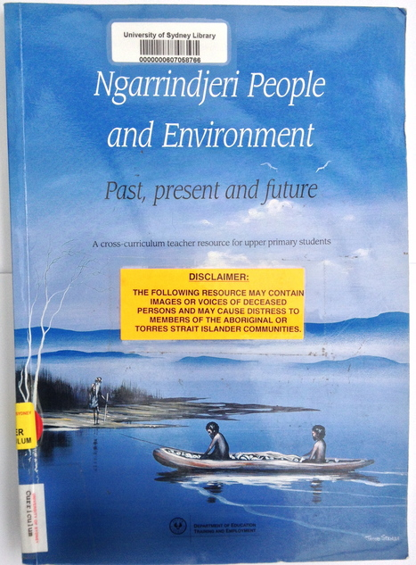 5. Ngarrindjeri People and Environment: past, present and future. | Australian human rights issues, past and present, including the impact of the stolen generations. | Scoop.it