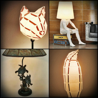 Lampshades and Sculptures: Giving Your Home a New Dimension   Direct Buy of Tampa - Fulfilling Relationship with Clients   Scoop.it